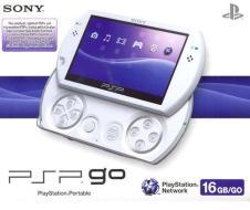 PSP Go! White