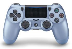 Sony Controller DS4 V2 Titanium Blue