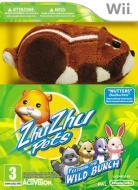 Zhu Zhu Pets Kung Zhu coll with toy