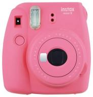 FUJIFILM Fotocamera Instax MINI 9 Rosa