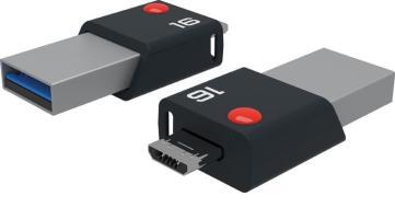 EMTEC USB 3.0 Mobile&Go OTG T200 16GB
