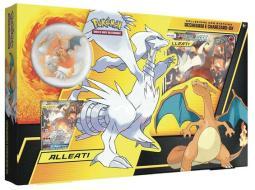 Pokemon Reshiram e Charizard- GX F.Coll.