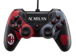 QUBICK Controller PS4 AC Milan
