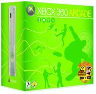 XBOX 360 Core HDMI Arcade Bundle