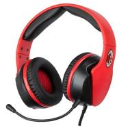QUBICK Cuffie Gaming Stereo AC Milan