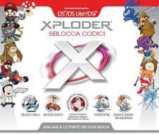 DSI NDSLite Xploder Sblocca Codici BLAZE