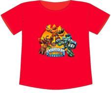 T-Shirt Skylanders Giants 7/8 Anni