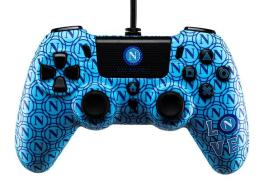 QUBICK Controller PS4 SSC Napoli