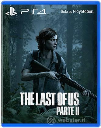 The Last of Us: Part II Std Ed. Plus