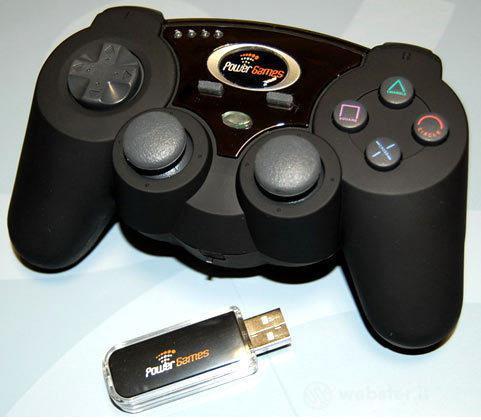 PS3 Wireless Joypad Dual Shock 2.0 - THR