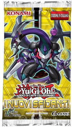 Yu-Gi-Oh! I Nuovi Sfidanti busta
