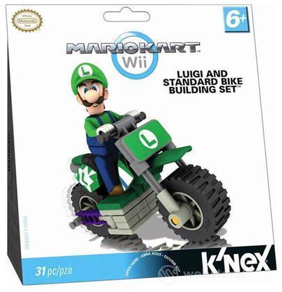 K'NEX Mario Bike Luigi