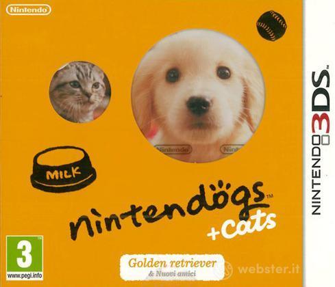 Nintendogs+Cats:Golden R & Nuovi Amici