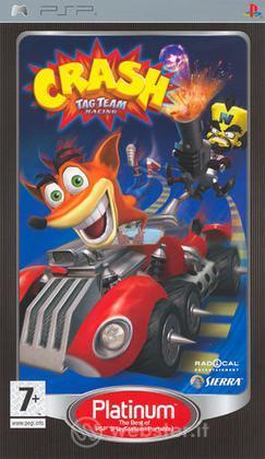 Crash Tag Team Racing PLT
