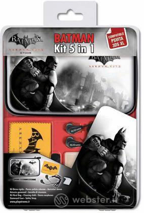 Kit 5 in 1 Batman Arkham