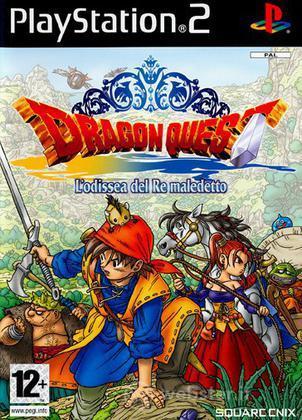 Dragon Quest: L'Odissea del Re Maledetto