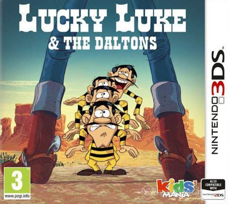 Lucky Luke & The Daltons
