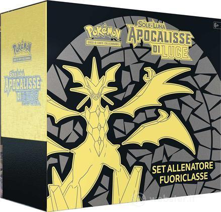 Pokemon Set Allenatore F.Apocalisse Luce