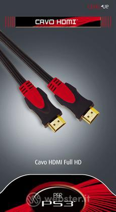 PC PS3 X360 Cavo HDMI Full HD