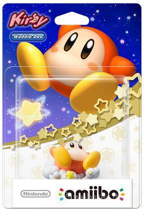 Amiibo Kirby Waddle Dee