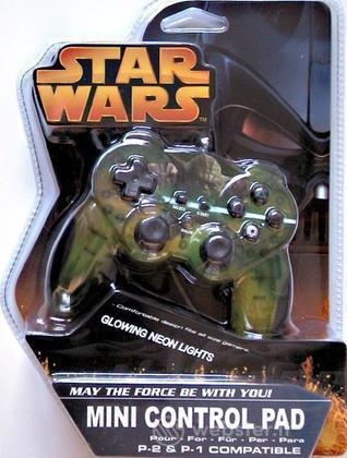 PS2 Joypad Mini Dual Shock S.W. Yoda