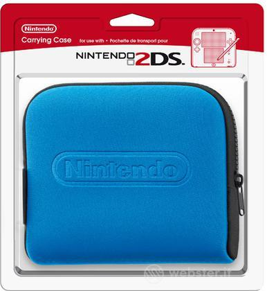 NINTENDO 2DS Custodia - Blue