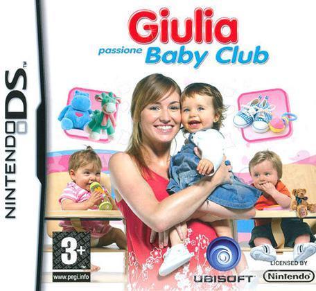 Giulia Passione Baby Club