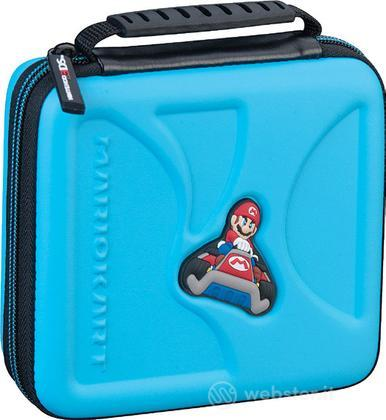 BB Cus.Viaggio 2DS-2DSXL-3DS SMario Blue