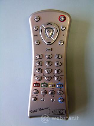 Telecomando Universale Wallis CM 103