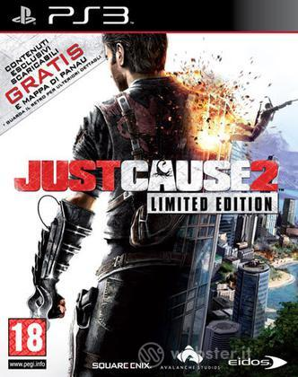 Just Cause 2 Limited Edition