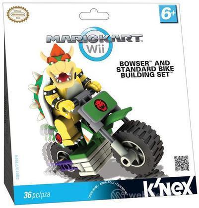 K'NEX Mario Bike Bowser