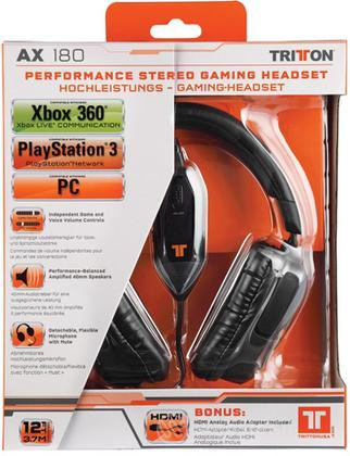 MAD CATZ PC/PS3/WII/X360 Headset Tritton