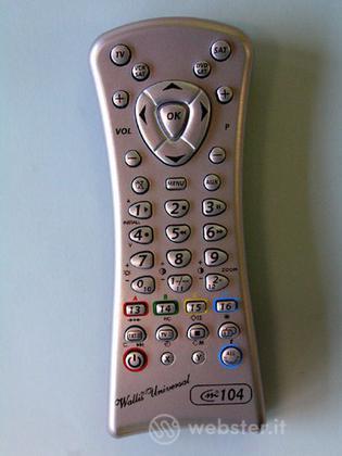 Telecomando Universale Wallis CM 104