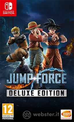 Jump Force Deluxe Ed.