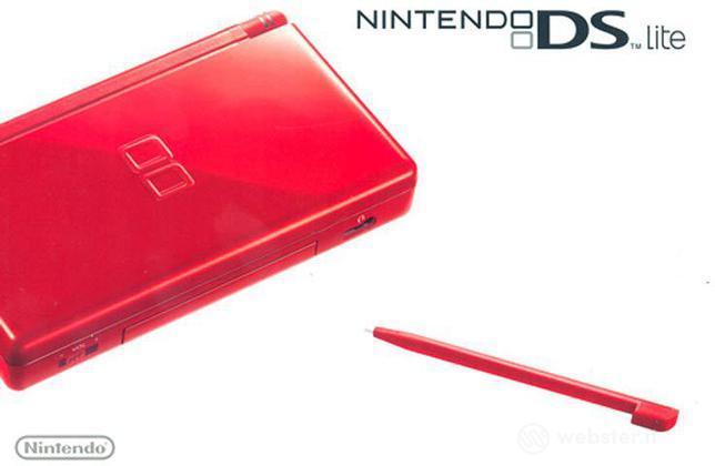 Nintendo DS Lite - Red
