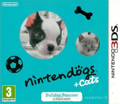 Nintendogs+Cats:Bulldog Fr & Nuovi Amici