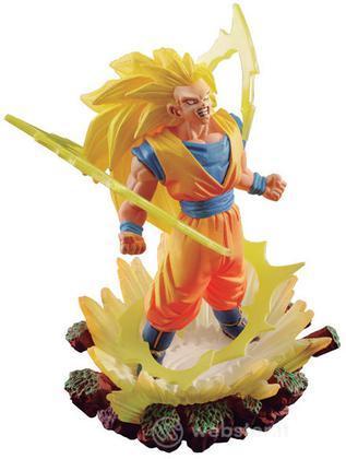 Figure Dragon Ball - Goku S.S. Lv.3 10cm