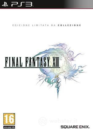 Final Fantasy XIII Limited Edition