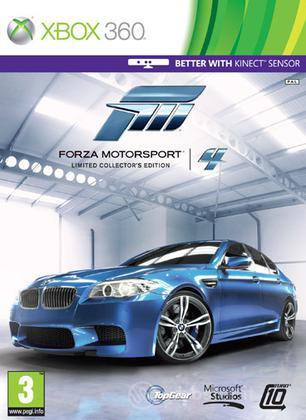 Forza Motorsport 4 Limited Edition