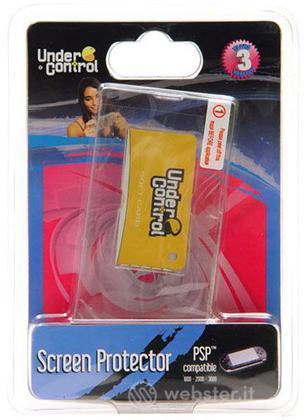 Screen protector Undercontrol PSP