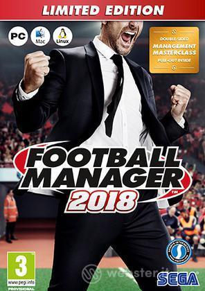 Football Manager 2018 Ltd. Ed.