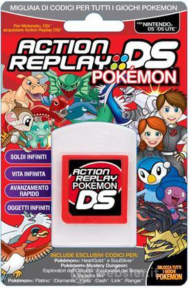 NDS Action Replay Pokemon Oro e Argento