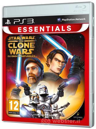 Star Wars Clone Wars Eroi della Repubbl.