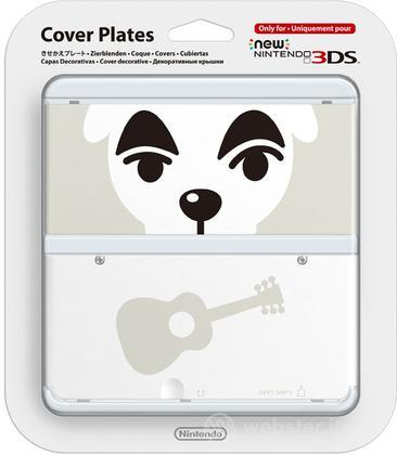 Nintendo New 3DS Cover Animal C.KKSlider