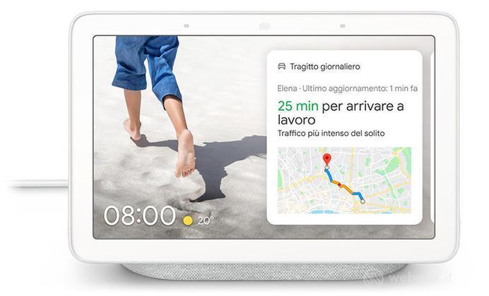 GOOGLE Google Home Hub Rock Candy
