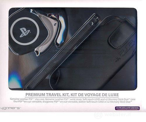 PSP Premium Travel Kit