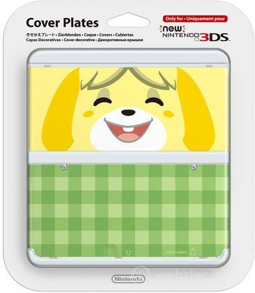 Nintendo New 3DS Cover Animal C.Isabelle