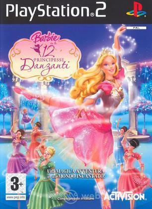 Barbie le 12 Principesse Danzanti