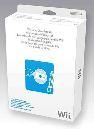 NINTENDO Wii Kit Pulizia Lenti