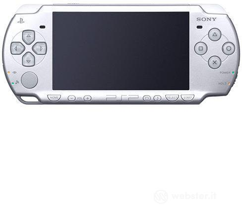 PSP 2004 Silver